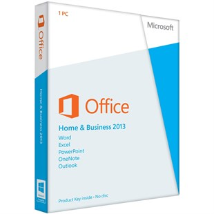 Microsoft Office Home and Business 2013 English T5D-01599