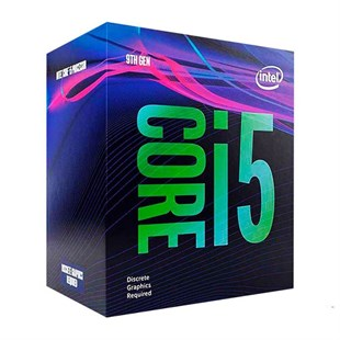 Intel Core i5 9400F 2.9GHz 9MB LGA1151 14nm Gaming İşlemci BX80684I59400F